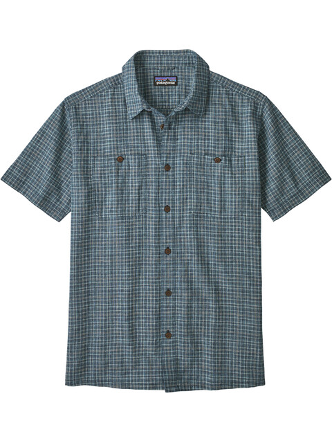 Patagonia M's Back Step Shirt Tino: Classic Navy